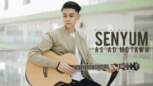 Senyum Lyrics - As'ad Motawh 1