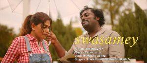 Swasamey Lyrics - Datin Sri Shaila Nair feat Haricharan 1
