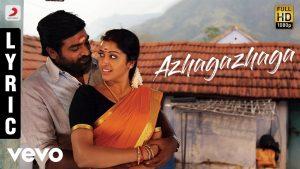 Azhagazhaga Lyrics - Karuppan 1