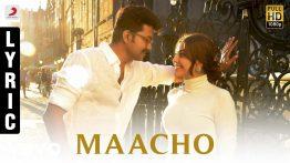 Macho Song Lyrics - Mersal 4