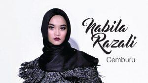 Cemburu Lyrics - Nabila Razali 1