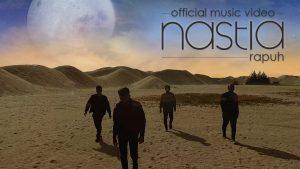 Rapuh Lyrics - Nastia 1
