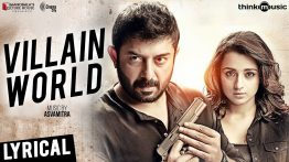 Villain World Lyrics - Sathuranka Vettai 2 9