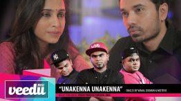 Unakenna Unakenna Lyrics - Vanan, Dooman and Mizter B 3