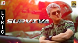 Surviva Lyrics - Vivegam 2