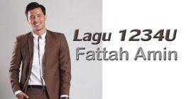 1234U Lyrics - Fattah Amin 4
