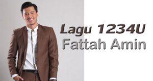 1234U Lyrics - Fattah Amin 1