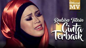 Cinta Terbaik Lyrics - Rubisa Tiasin 1