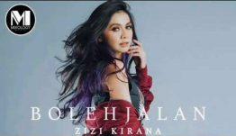 Boleh Jalan Lyrics - Zizi Kirana 9