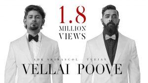 Vellai Poove Lyrics - ADK Srirascol & Teejay 1