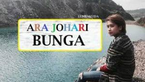 Bunga Lyrics - Ara Johari 1