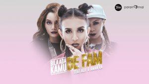 Bila Ada Kamu Lyrics - De Fam feat Alif & Aman RA 1