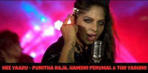 Nee Yaaru Lyrics - Punitha Raja, Hamsni Perumal & THR Yashini 1