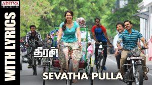 Sevatha Pulla Lyrics - Theeran Adhigaaram Ondru 1