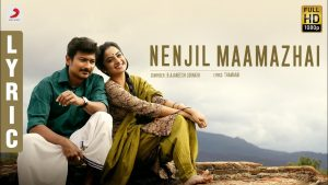 Nenjil Maamazhai Song Lyrics - Nimir 1
