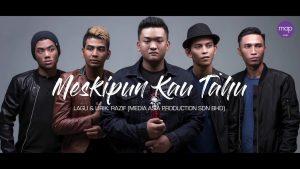 Meskipun Kau Tahu Song Lyrics - Projector Band 1