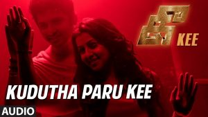 Kudutha Paru Kee Song Lyrics - Kee 1