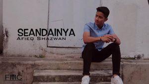 Seandainya Song Lyrics - Afieq Shazwan 1