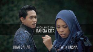 Rahsia Kita Song Lyrics - Khai Bahar & Fatin Husna 1