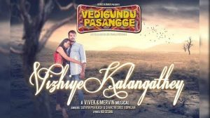 Vizhiye Kalangathey Song Lyrics - Vedigundu Pasangge 1