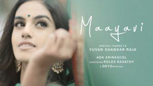 Maayavi Song Lyrics - ADK & Sri Rascol feat Rolex Rasathy 1