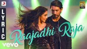Raajadhi Raja Song Lyrics - Mr. Chandramouli 1