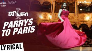 Parrys To Paris Song Lyrics - Junga 1