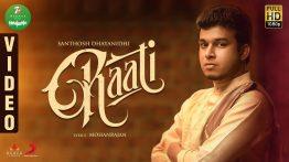 Raati Song Lyrics - Santhosh Dhayanidhi 1