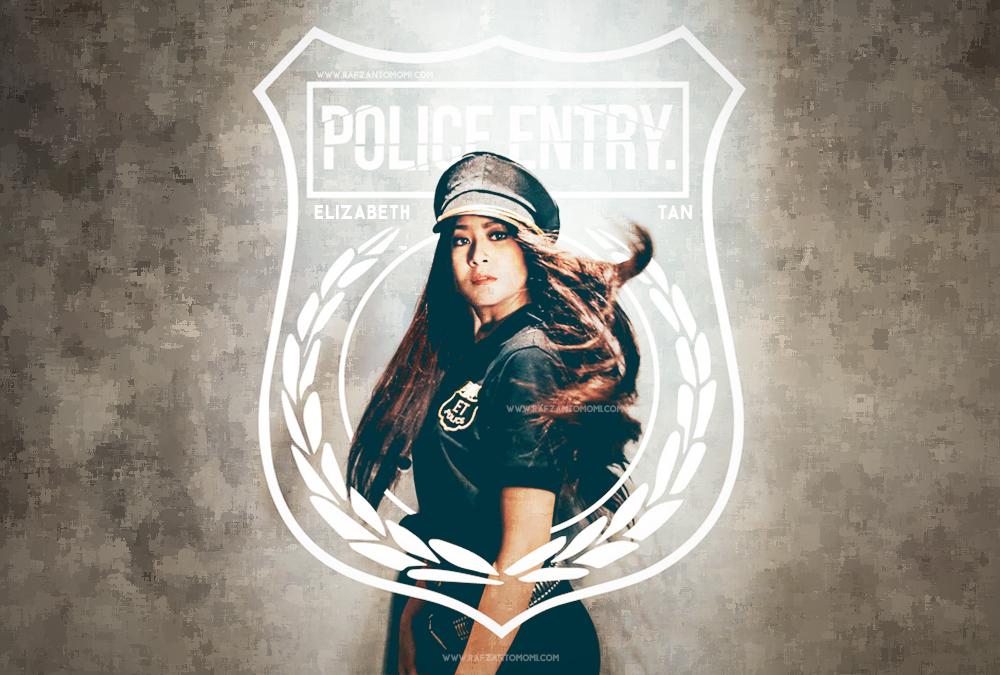 Police Entry Song Lyrics - Elizabeth Tan 1