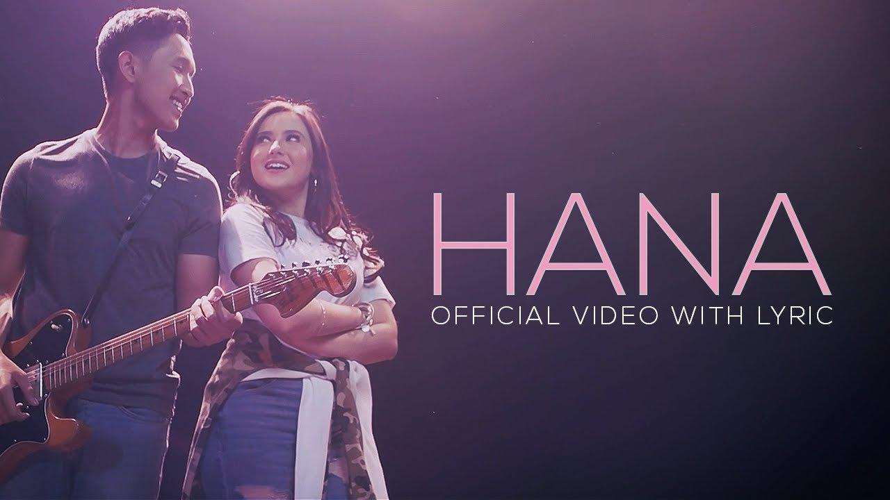 Hana Song Lyrics - Aziz Harun & Hannah Delisha 1