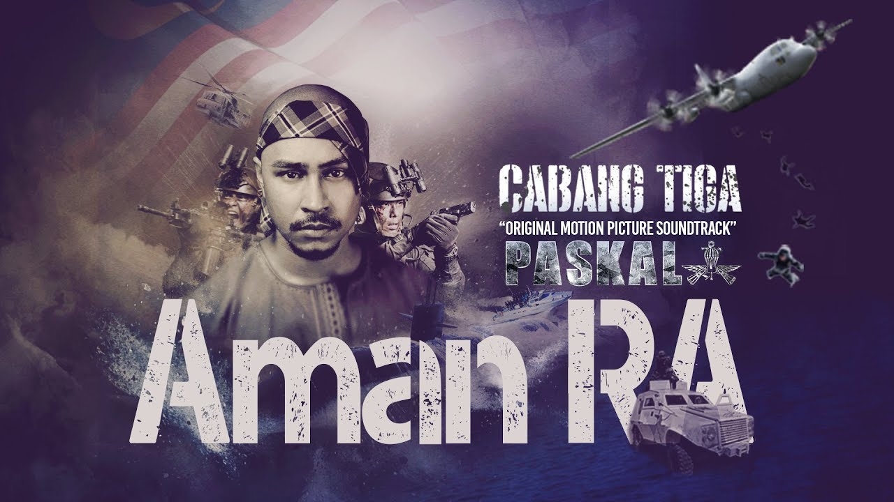 Cabang Tiga Song Lyrics - Aman RA 1