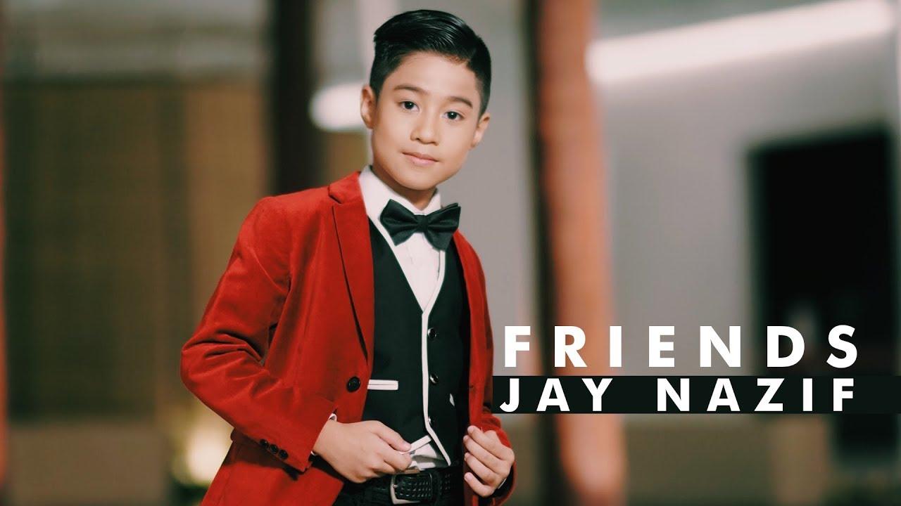 Lirik Lagu Friends - Jay Nazif 1
