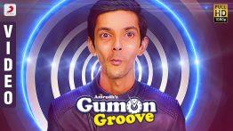 gumon groove lyricd, anirudh ravichander