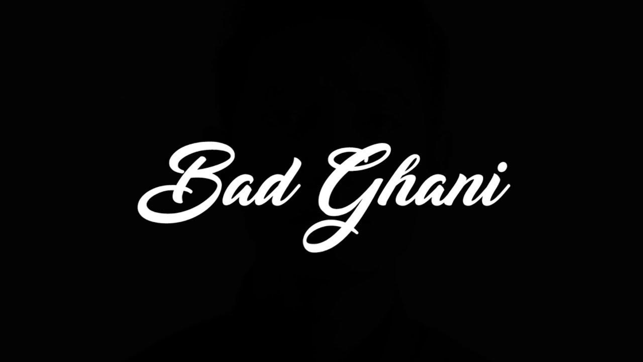 Lirik Lagu Tersalah Cinta - Bad Ghani 1