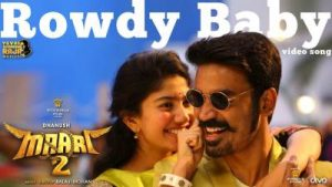 rowdy baby song lyrics with english translation