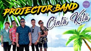 Lirik Lagu Cinta Kita - Projector Band