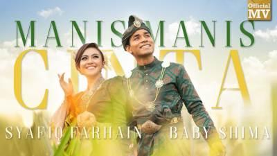 Lirik Lagu Manis-Manis Cinta - Syafiq Farhain & Baby Shima
