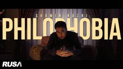 Lirik Lagu Philophobia - Shamin Nazri