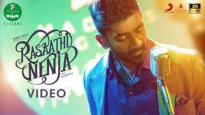 Rasaathi Nenja Song Lyrics - Yuvan Shankar Raja & Dharan Kumar, ExLyrics.com