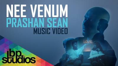 Nee Venum Song Lyrics - Prashan Sean
