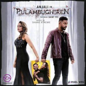 Pulambughiren Song Lyrics - Anjali ft Saint TFC