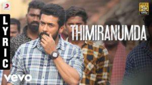 Thimiranumda Song Lyrics - NGK