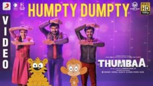 Humpty Dumpty Song Lyrics - Thumbaa