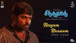 Neeyum Naanum Song Lyrics - Sindhubaadh