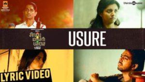 Usure Song Lyrics - Sivappu Manjal Pachai
