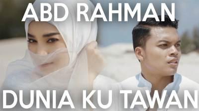 Lirik Lagu Dunia Ku Tawan - ABD Rahman
