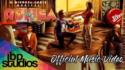 Adiyea Song Lyrics - Michael Chris & Haariharan