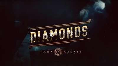 Lirik Lagu Diamonds - Kaka Azraff