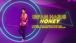 Lirik Lagu Honey - Irfan Haris
