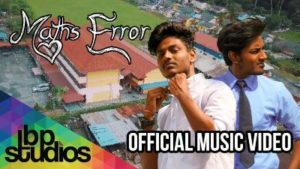 Maths Error Song Lyrics (MX) - Vivasvan & Vishahk